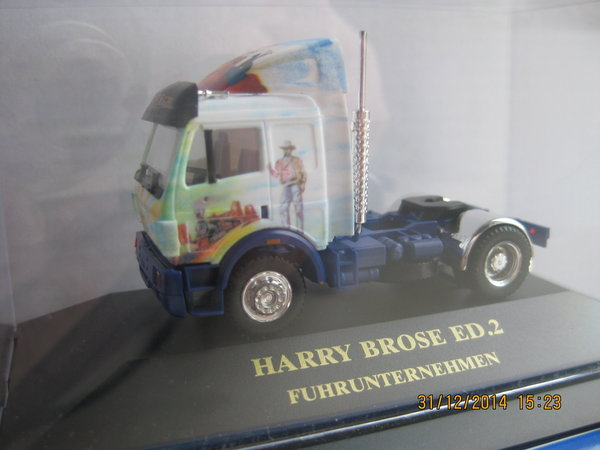 "B&S Zugmaschine Nr, BS004 Sonder-Modell ""Harry Brose Edition 2"""